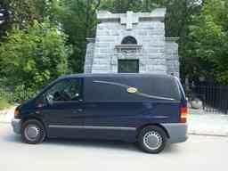 Транспортиране на покойник